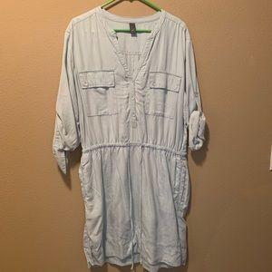 NWOT Gap Shirt Dress